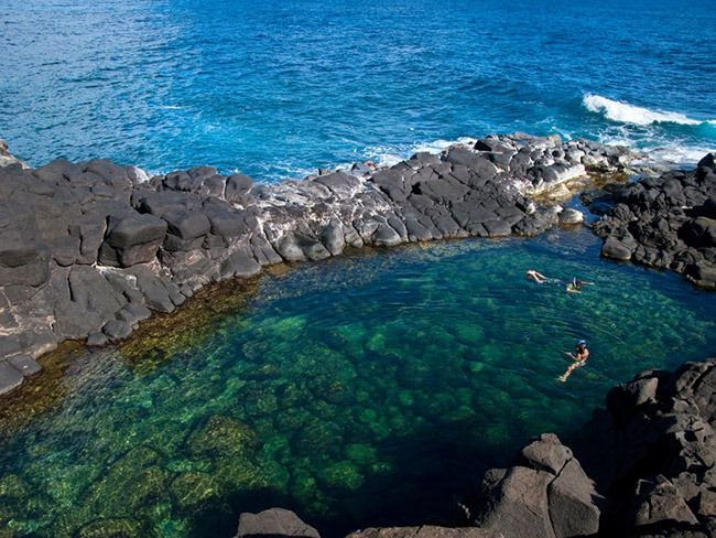 Queens-Bath-in-Kauai-Hawaii