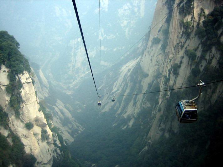 hua-shan-gondola