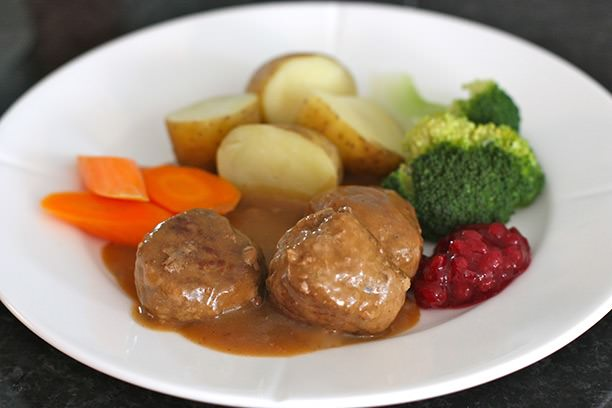 Kjøttkaker (Norwegian Meat Balls)