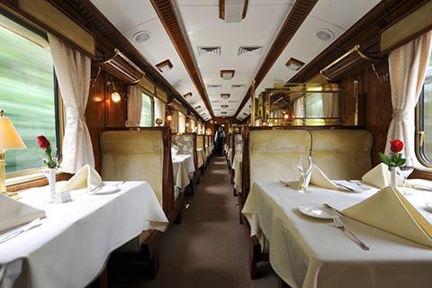 Hiram Bingham Orient Express