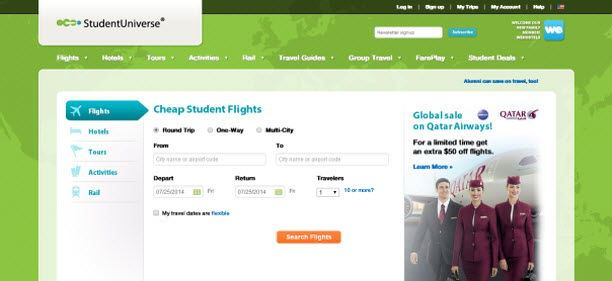 student-fares