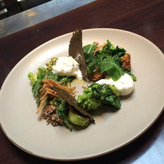 Brassicas and Grains