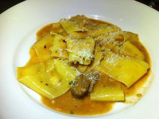 Pork Sugo with Pappardelle