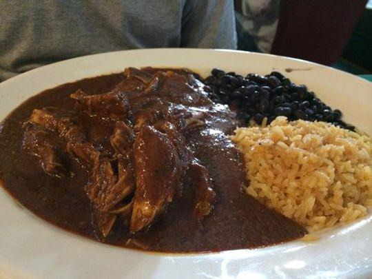 Chicken Mole