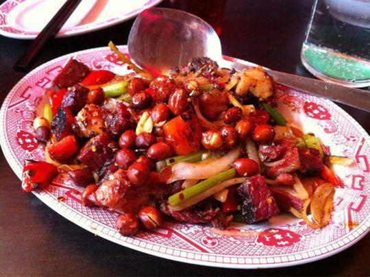 Kung Pao Pastrami Mission Chinese Food