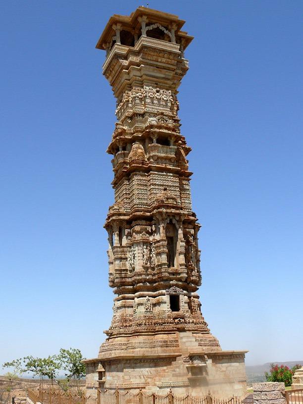 Kirti-Stambha-chittorgarh