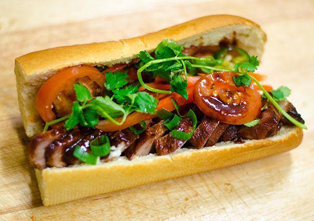 Chinese Pork Banh Mi