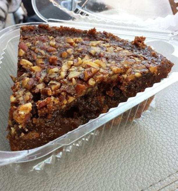 Chocolate Pecan Pie at Bang Bang Pie, 2051 N California