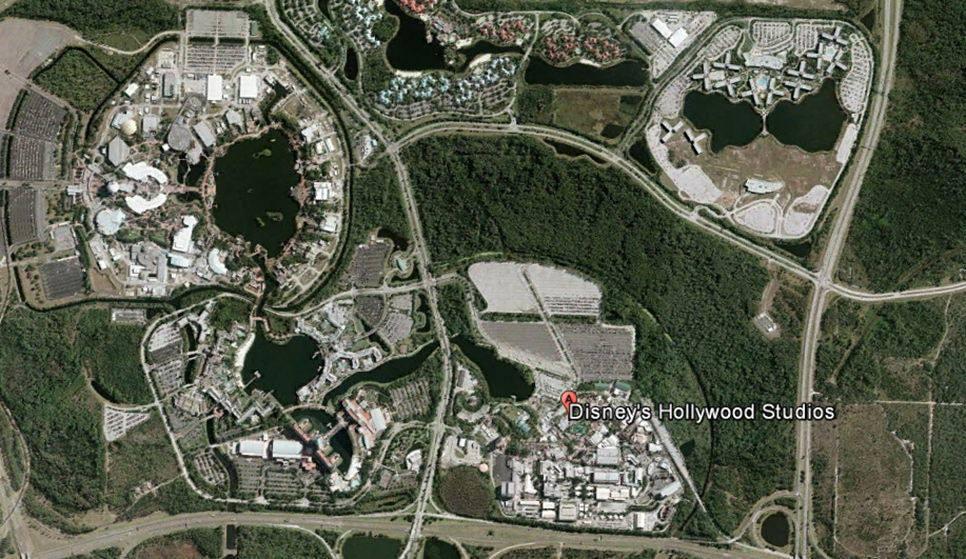 Disney's Hollywood Studios, Florida, USA