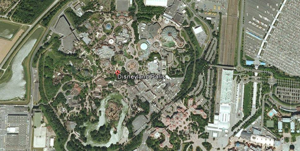 Disneyland Park, France