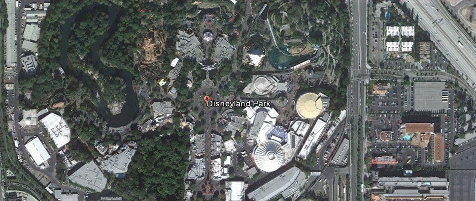 Disneyland Park, Anaheim, USA