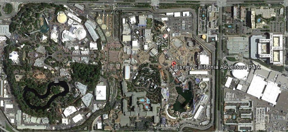 Disney's California Adventure, Anaheim, USA