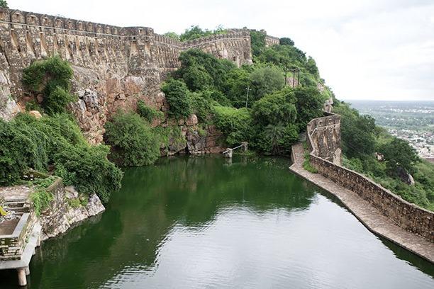 gaumukh-reservoir