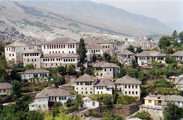 Gijrokastra, Albania