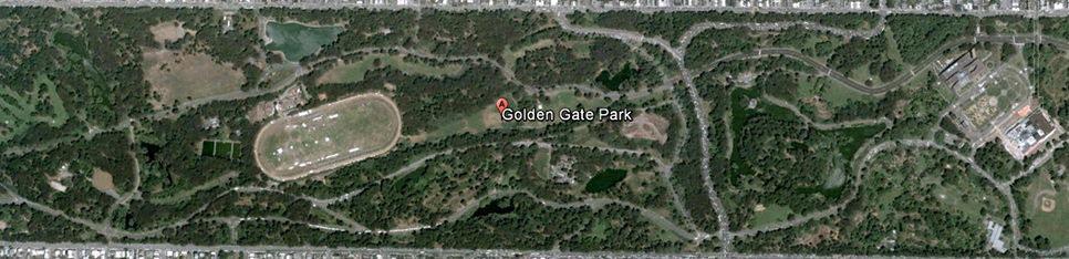 Golden Gate Park, San Francisco, USA
