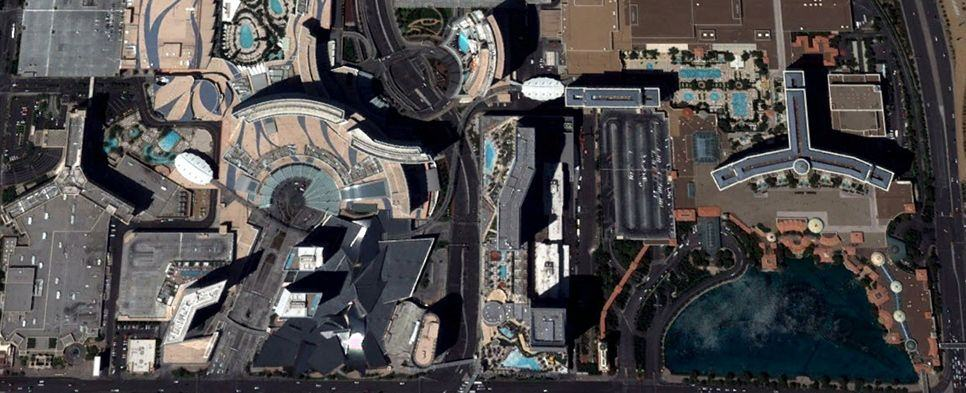 Las Vegas Strip, Las Vegas, USA
