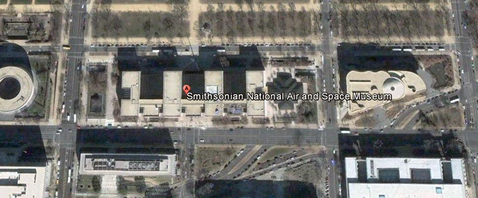 Smithsonian National Air and Space Museum, Washington D.C., USA
