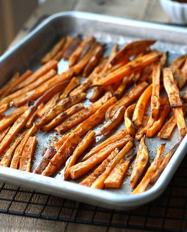 Togarashi Spiced Fries