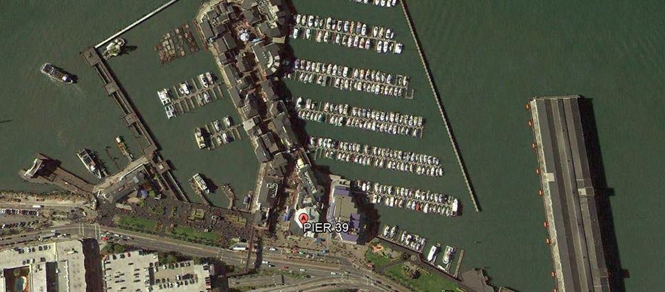 Pier 39, San Francisco, USA
