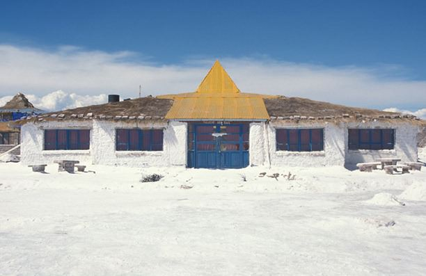 Palacio de Sal, Potosi, Bolivia