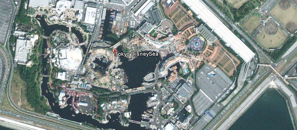 Tokyo Disney Sea, Tokyo, USA