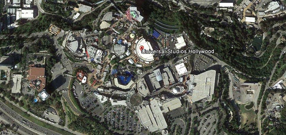 Universal Studios, Hollywood, USA