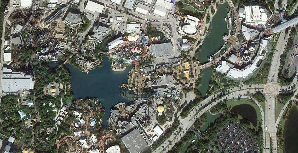 Universal Studios, Florida, USA