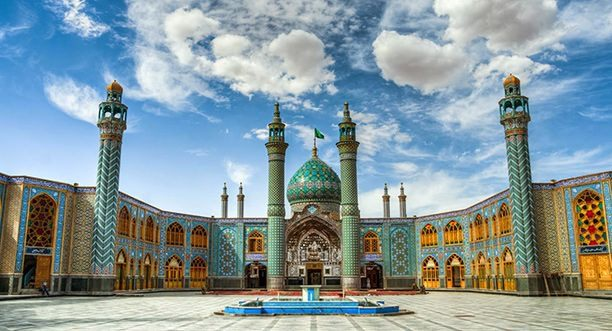 shrine of Imamzadeh Hilal Ibn Ali
