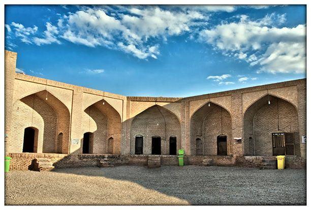 Maranjab Caravansary, Kashan