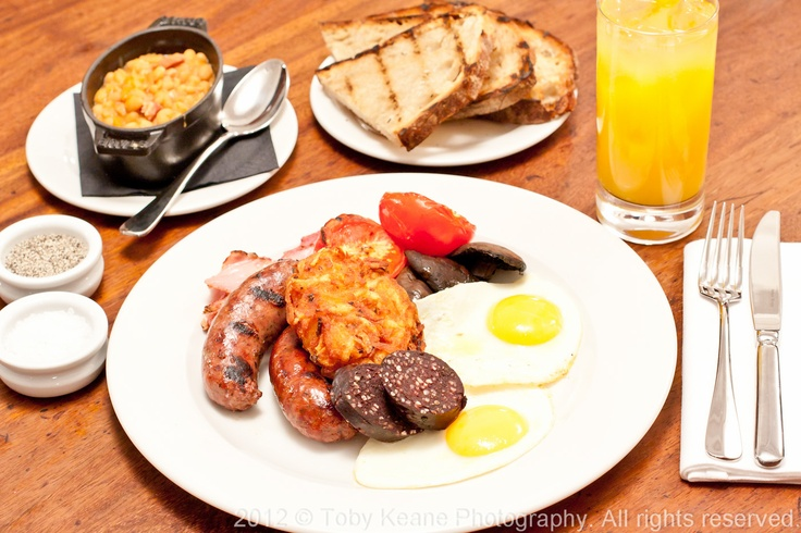 Hawksmoor Full English breakfasr