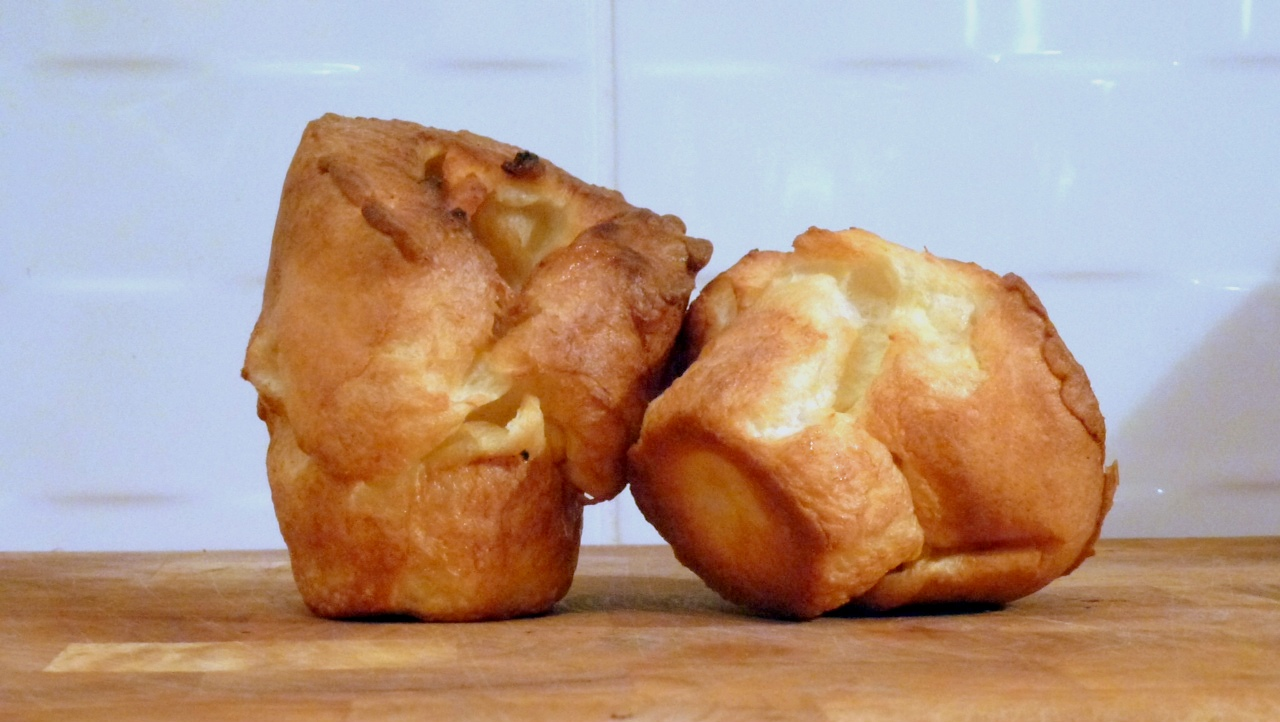 Yorkshire pudding  At Forge & Co