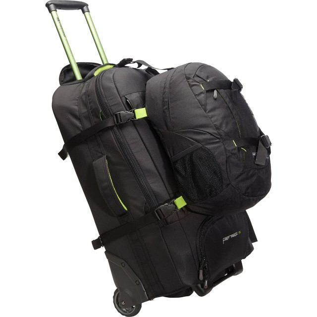 Fast Track 75 Travel Pack Wheeled Rucksack