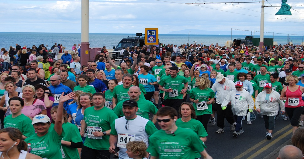 10k fun run blackpool