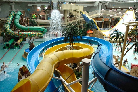 General View of Sandcastle Waterpark3