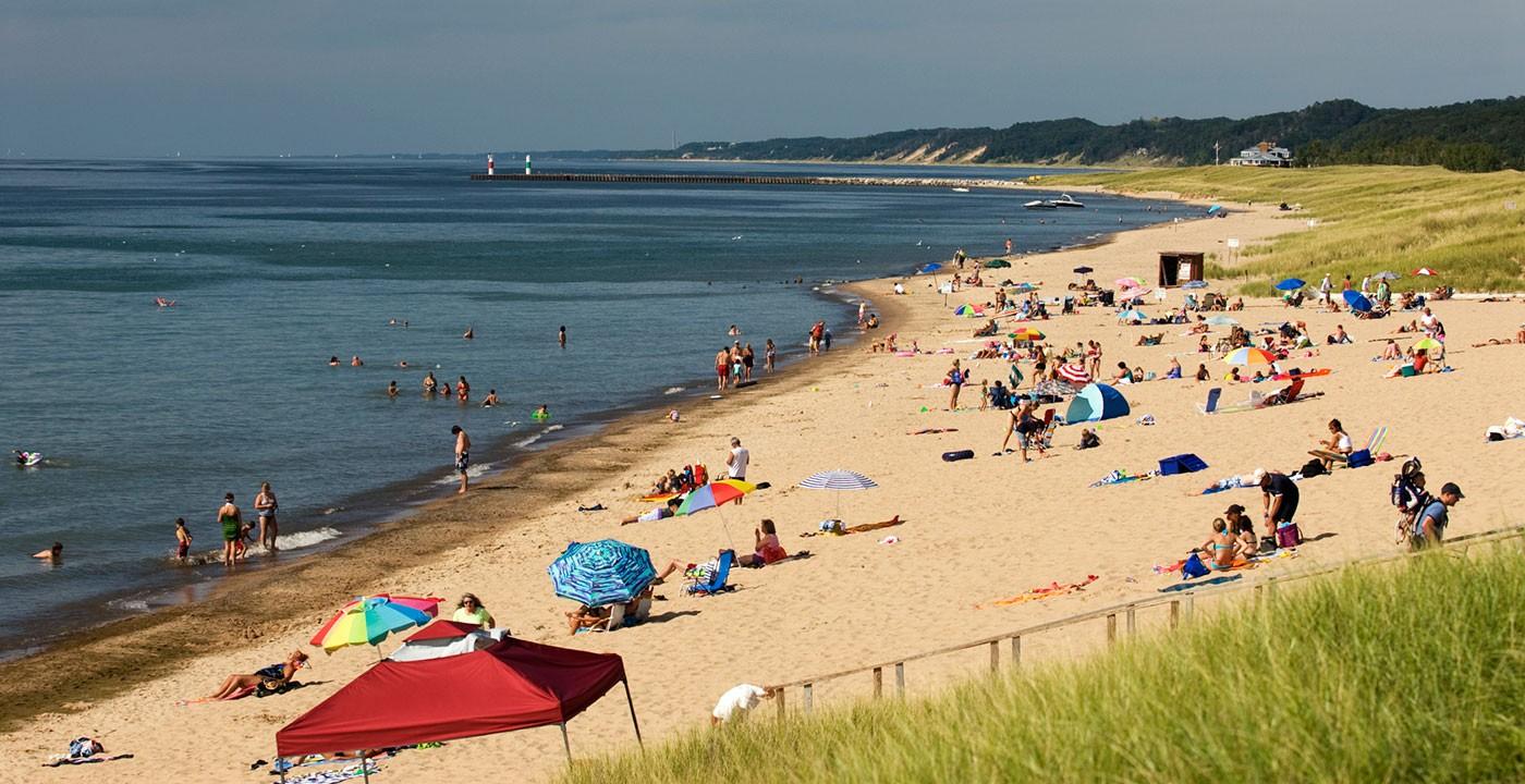 Saugatuck Beach Michigan The Best Beaches In World