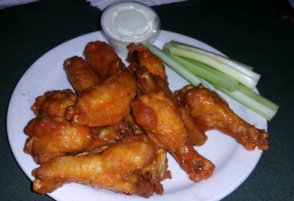 chicken wings