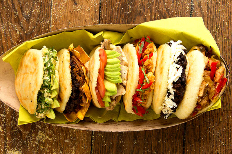 Arepa Images