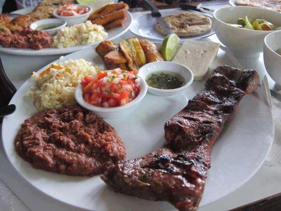 Honduran Food Photos