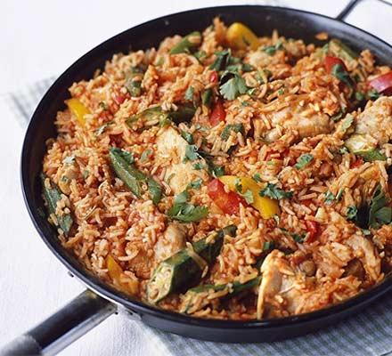 Jollof Rice Images