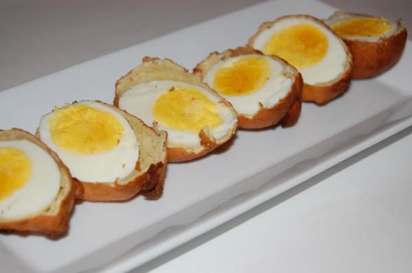 Nigerian Egg Roll Image