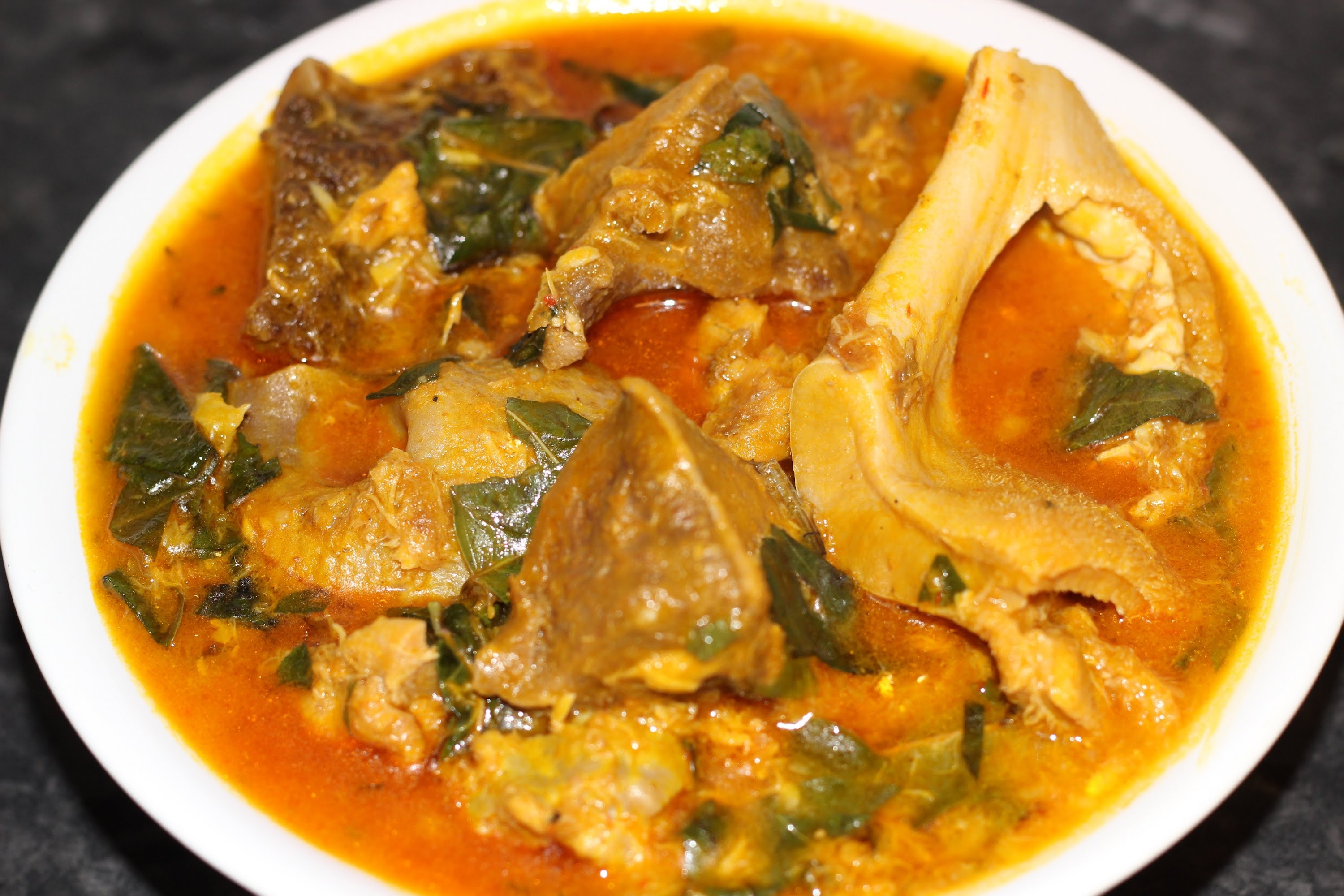 21 traditional nigerian foods to please your appetite like for Cuisine culture
