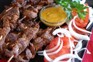 Images of Suya