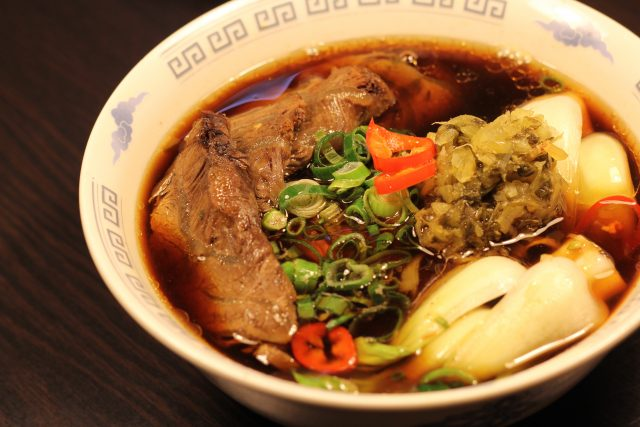Picture of Taiwanese Food