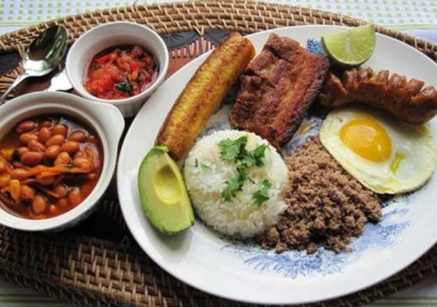 Image of Venezuelan Food