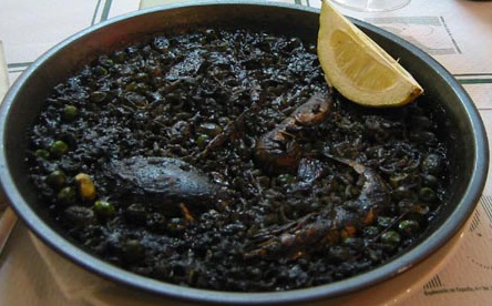 Arros Negre Photo
