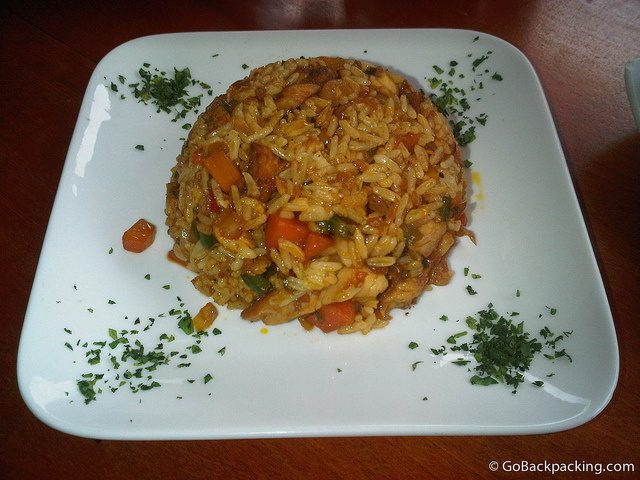 Photo of Arroz Con Pollo
