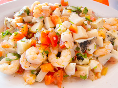 Picture of Ceviche de Corvina