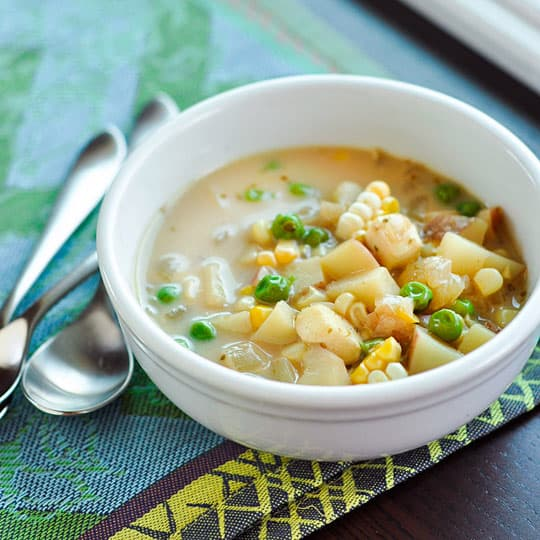 Picture of Locro soup