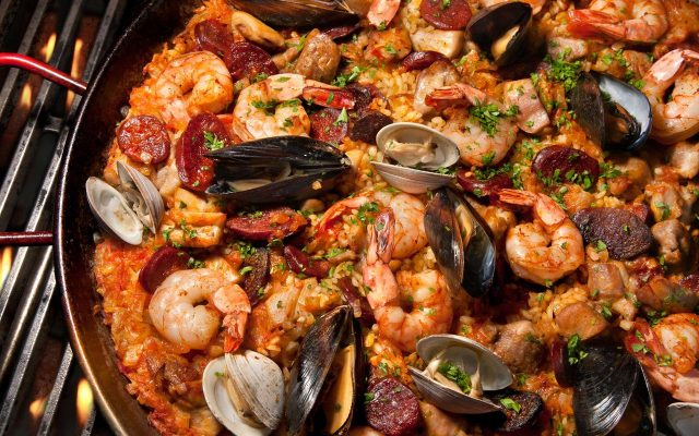 Paella Photos