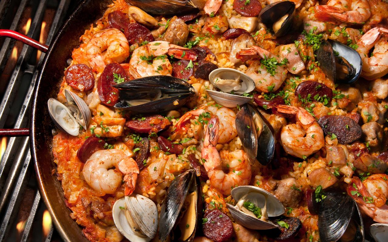 Traditional Spanish Food List